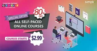 All Simpliv Online SelfPaced Courses