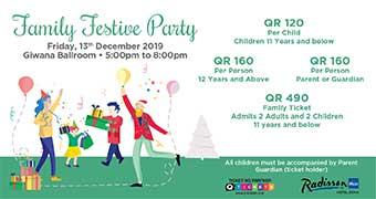 Family Festive Party