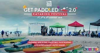 Get Paddled 2.0: The Kayaking Festival