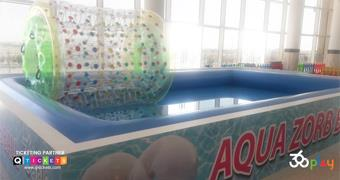 Zorb Water Play at Barari Mall (AL AIN)