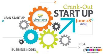 Crank–Out : Startup