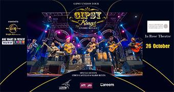 Gipsy Kings by Andre Reyes Oman