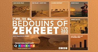 Bedouins of Zekreet