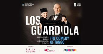 "LOS GUARDIOLA ""The Comedy of Tango"""