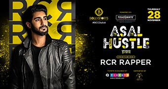 BCC Presents ASAL HUSTLE WITH RCR