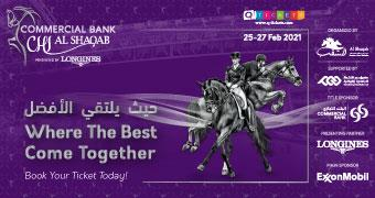 CHI AL SHAQAB Presented By Longines 2021