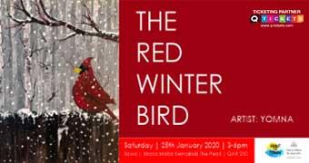 Paint The Town – The Red Winter Bird
