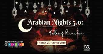 Arabian Night 5.0: Tales of Ramadan