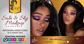 SABI AND SKY MAKE UP ACADEMY