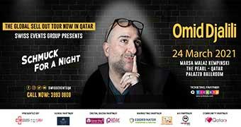 Omid Djalili – Schmuck For A Night