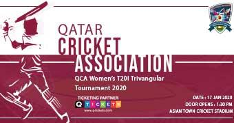 Women's Triangular Series Qatar 2020