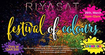 Riyasat Festival of Colour