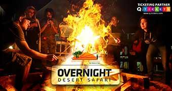 Over Night Desert Safari