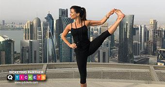 Helipad Yoga Master With Aime