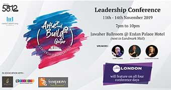 ARISE & BUILD LEADERS CONFERENCE