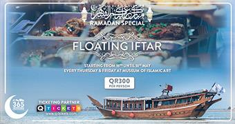 Floating Iftar