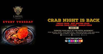 Crab Night Is Back