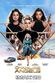 CHARLIE'S ANGELS (IMAX-2D)