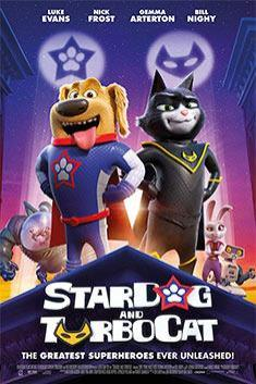 STARDOG AND TURBOCAT (ANIMATION)