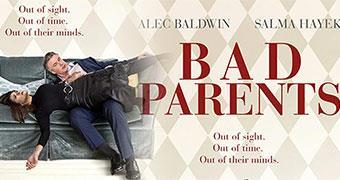 BAD PARENTS (ENGLISH) -Movie banner