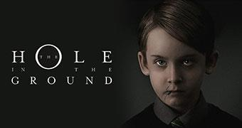 THE HOLE IN THE GROUND (ENGLISH) -Movie banner