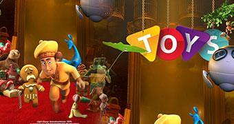 TOYS (ANIMATION) -Movie banner